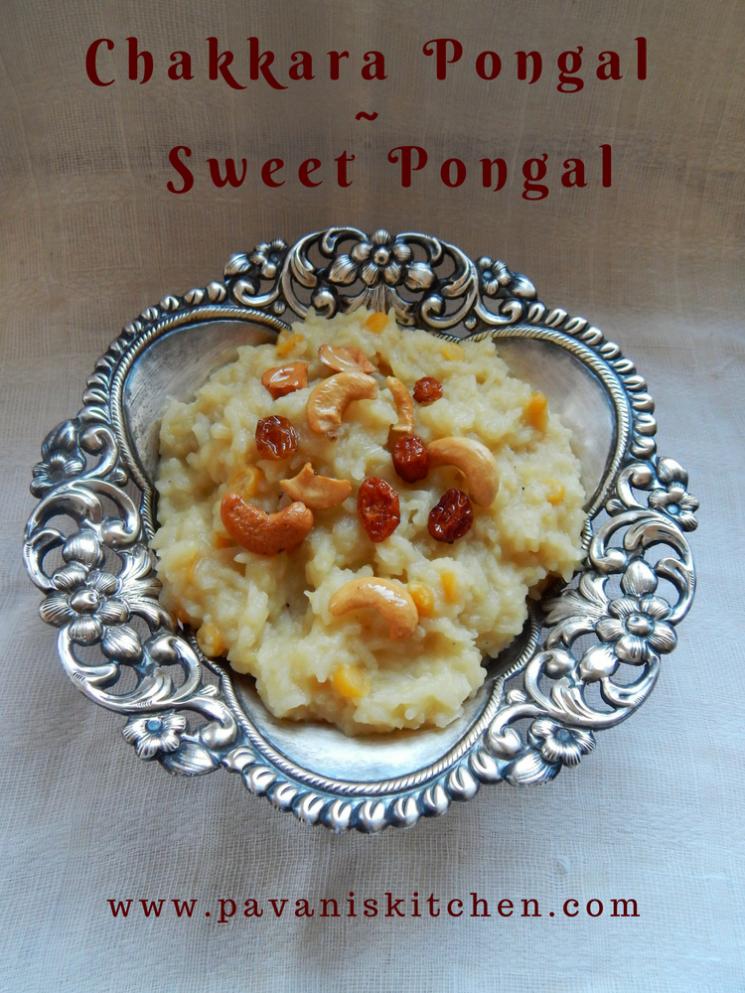 Chakkara Pongal
