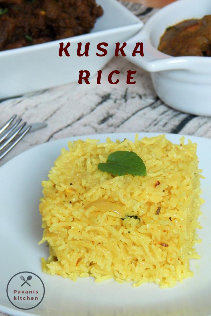 Kuska rice
