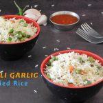 Chilli Garlic fried rice