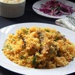 easy chicken pulao recipe