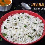 Jeera Rice Recipe