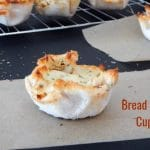 Bread Pizza Cups