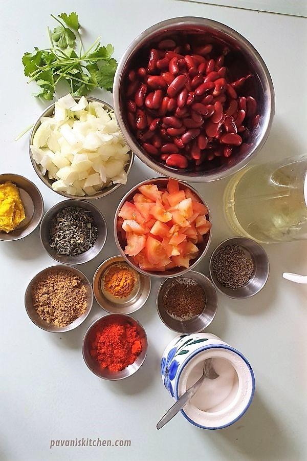 instant pot kidney beans