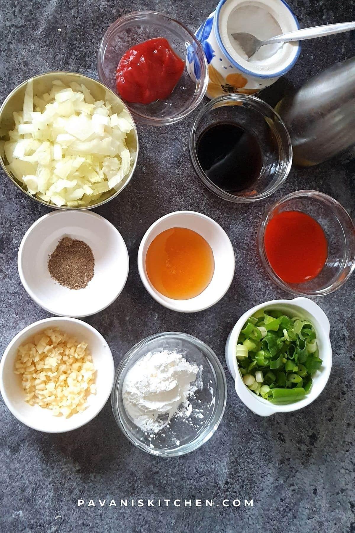 honey cauliflower recipe